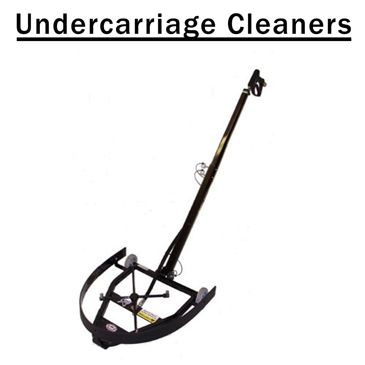 Undercarriage Cleaners